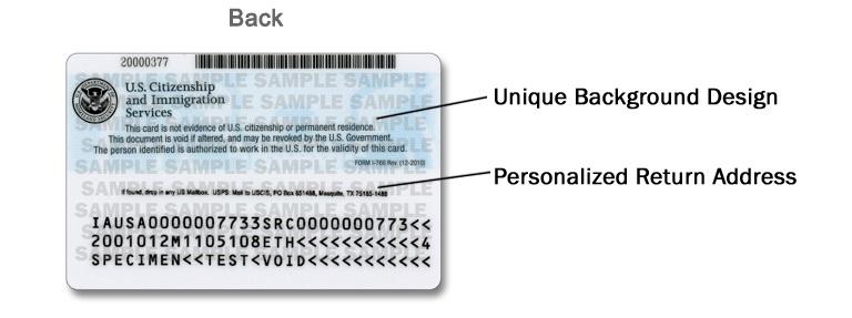 FELS.net - EAD Certificate of Citizenship